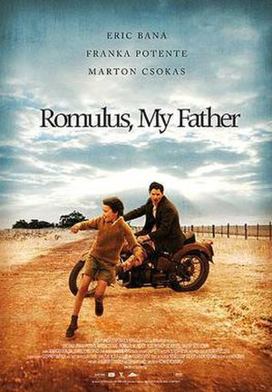 Romulus, My Father (film) - Theatrical release poster