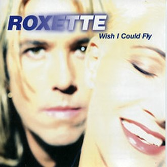 Wish I Could Fly - Image: Rox wishicouldfly us single cover