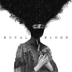 Royal Blood (album) - Image: Royal Blood Royal Blood (Artwork)