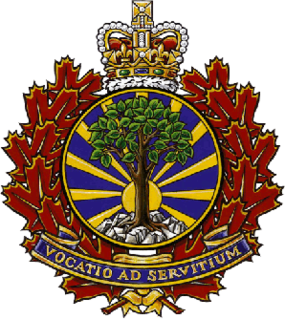 Royal Canadian Chaplain Service personnel branch of the Canadian Armed Forces