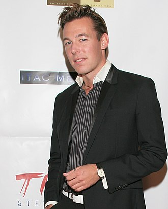 Ryan Wiik - Wiik at a Hollywood red-carpet event in 2007