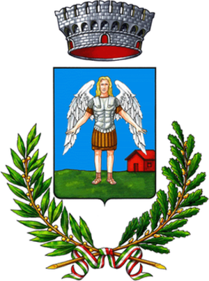 Sant'Angelo Lodigiano - Image: Sant'Angelo Lodigiano Stemma