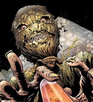 Scarecrow Batman The Dark Knight Vol 2 12