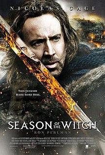 <i>Season of the Witch</i> (2011 film) 2011 film by Brett Ratner, Dominic Sena