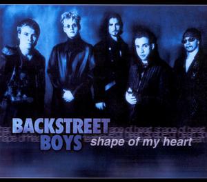 Shape of My Heart - Image: Shapeofmyheartbsbsin gle
