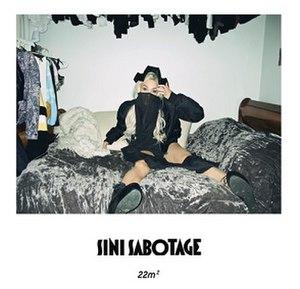 22 m2 - Image: Sini Sabotage 22 m²