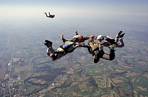 United States Parachute Association - Skydive at Chambersburg