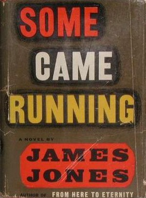 Some Came Running - First edition