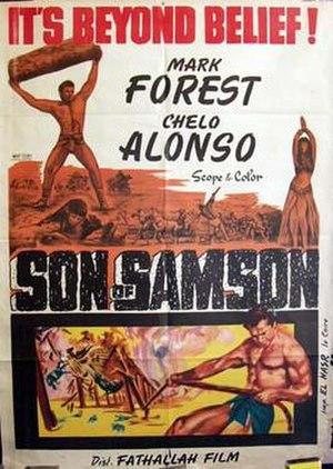 Son of Samson - Image: Son of Samson