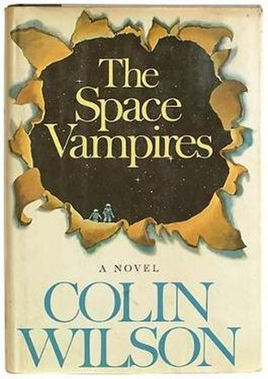 The Space Vampires - First US edition
