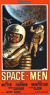 <i>Space-Men</i> 1960 film by Antonio Margheriti