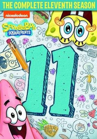 SpongeBob SquarePants (season 11) - Cover for digital downloads