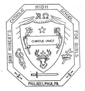 St. Hubert Catholic High School for Girls Private, all-female school in Philadelphia, Pennsylvania, United States