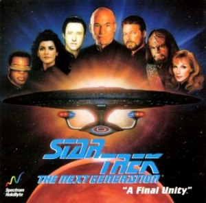 Star Trek: The Next Generation – A Final Unity