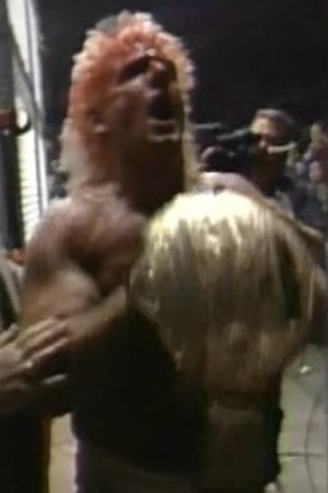 Starrcade (1987) - Ric Flair, after winning the NWA World Heavyweight Championship for the fifth time