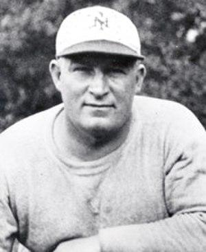 Steve Owen (American football) - Owen circa 1930