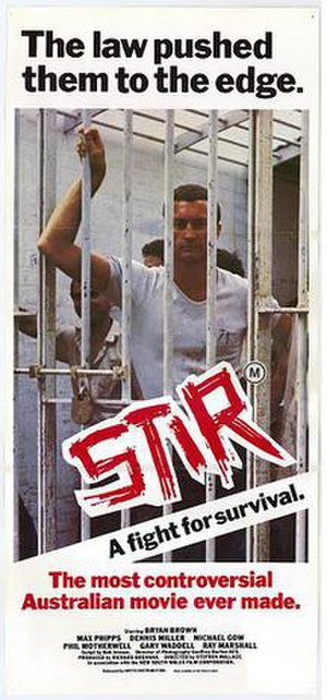 Stir (film) - Theatrical poster