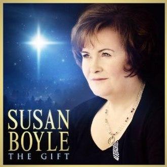 The Gift (Susan Boyle album) - Image: Susan Boyle The Gift cover