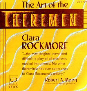 The Art of the Theremin - Image: The.art.of.the.there min