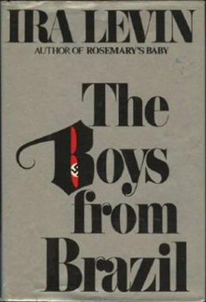 The Boys from Brazil (novel) - First edition