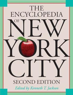 reference book on the American New York City, New York