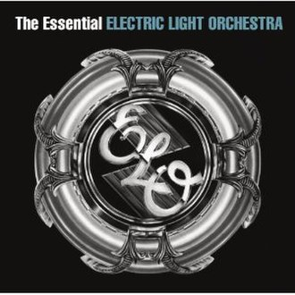 The Essential Electric Light Orchestra - Image: The Essential Electric Light Orchestra 2011 US album cover