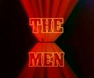 The Men (TV series) - The Men title card