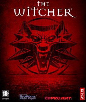 The Witcher (video game) - Image: The Witcher EU box