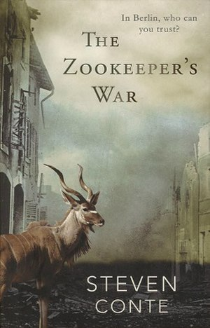 The Zookeeper's War - Image: The Zookeeper's War