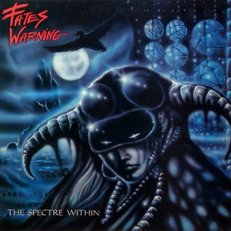 The Spectre Within - Image: The spectre within (Fates Warning album cover art)