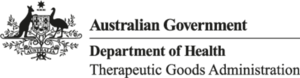 Therapeutic Goods Administration - Image: Therapeutic Goods Administration logo