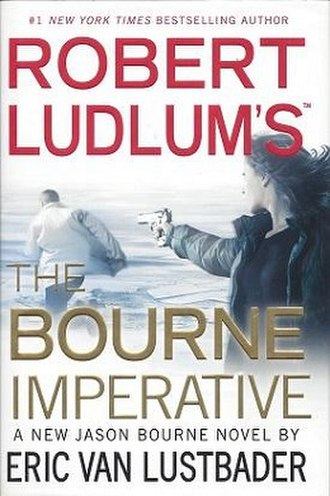 The Bourne Imperative - The Bourne Imperative American hardback edition