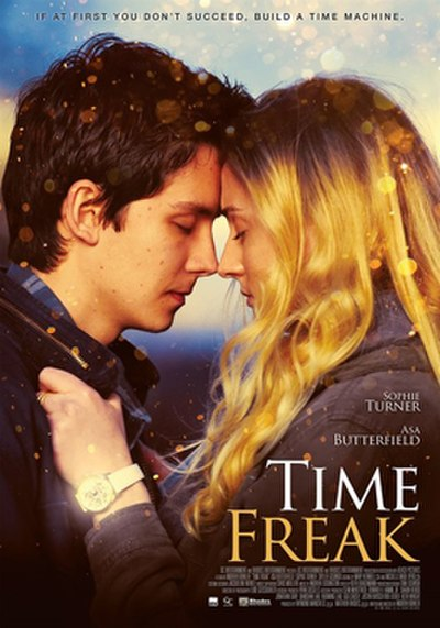 Picture of a movie: Time Freak