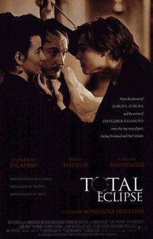 Total Eclipse (film) - Total Eclipse original theatrical poster