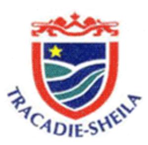 Tracadie–Sheila - Image: Tracadie Sheila NB logo