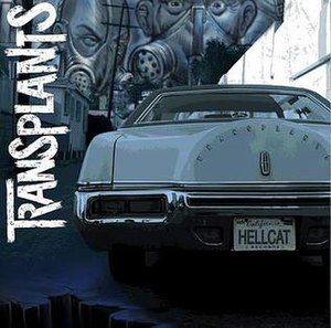 Transplants (album) - Image: Transplants Album