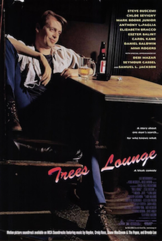 Trees Lounge - Theatrical release poster