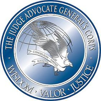 United States Air Force Judge Advocate General's Corps - Image: USAF JAG Logo