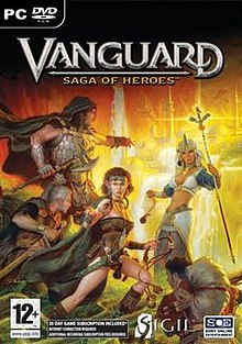 Vanguard: Saga of Heroes - Wikipedia
