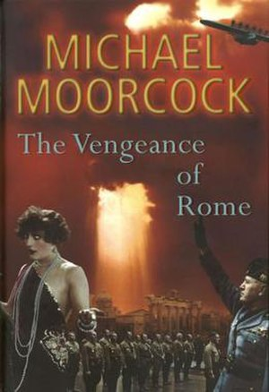 The Vengeance of Rome - Dust-jacket from the first edition