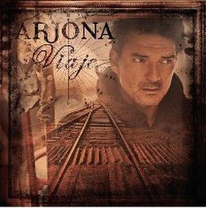Viaje (Ricardo Arjona album) - Image: Viaje cover art