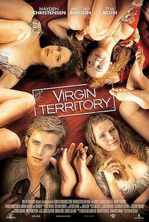Virgin Territory - Theatrical release poster