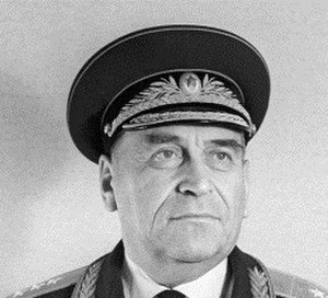 Vladimir Zhdanov - Colonel General Vladimir I. Zhdanov, 1962. RIA Novosti.