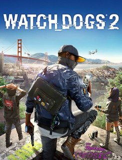 <i>Watch Dogs 2</i> 2016 video game developed by Ubisoft Montreal