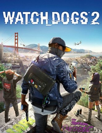 Watch Dogs 2 - Image: Watch Dogs 2