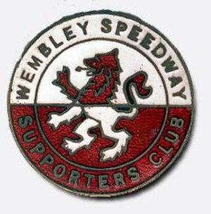 Wembley Lions (speedway) - Image: Wembley speedway