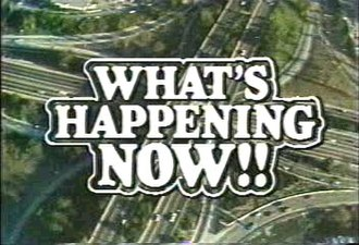 What's Happening Now!! - Opening titles from 1985