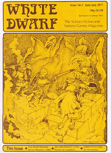 White Dwarf (magazine) - Wikipedia