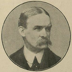 William Robson, Baron Robson - William Robson c1905