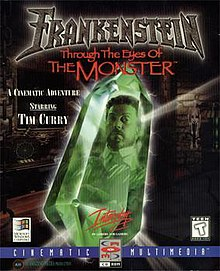 Windows Frankenstein - Through the Eyes of the Monster cover art.jpg